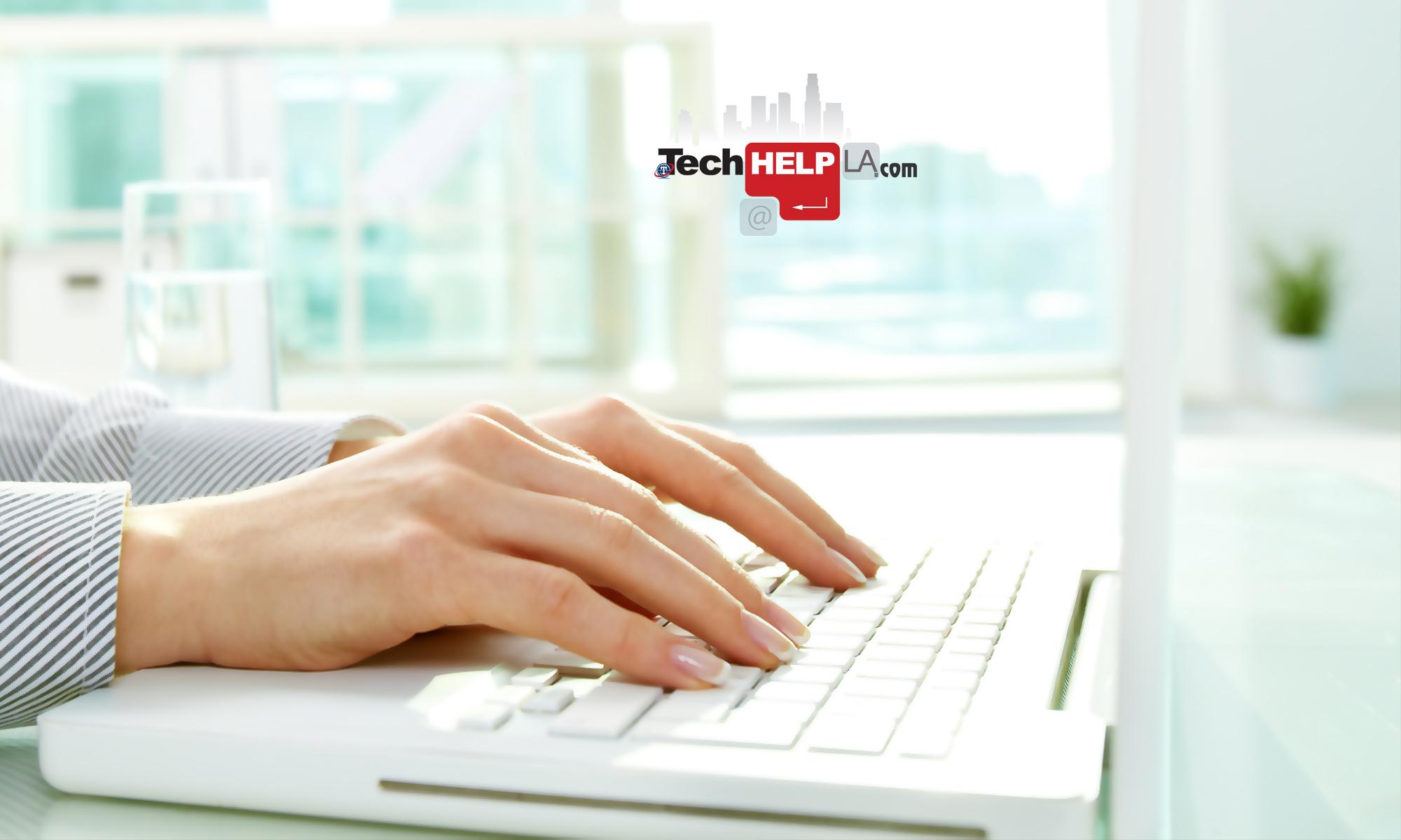 Live Chat Tech Help LA
